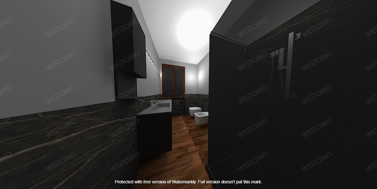 Progettazione-3D-arredamento-bagno-su-misura-Wedomo