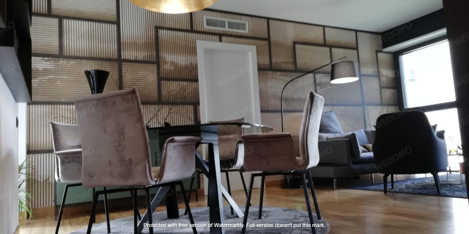 arredamento moderno su misura appartamento parco vittoria milano