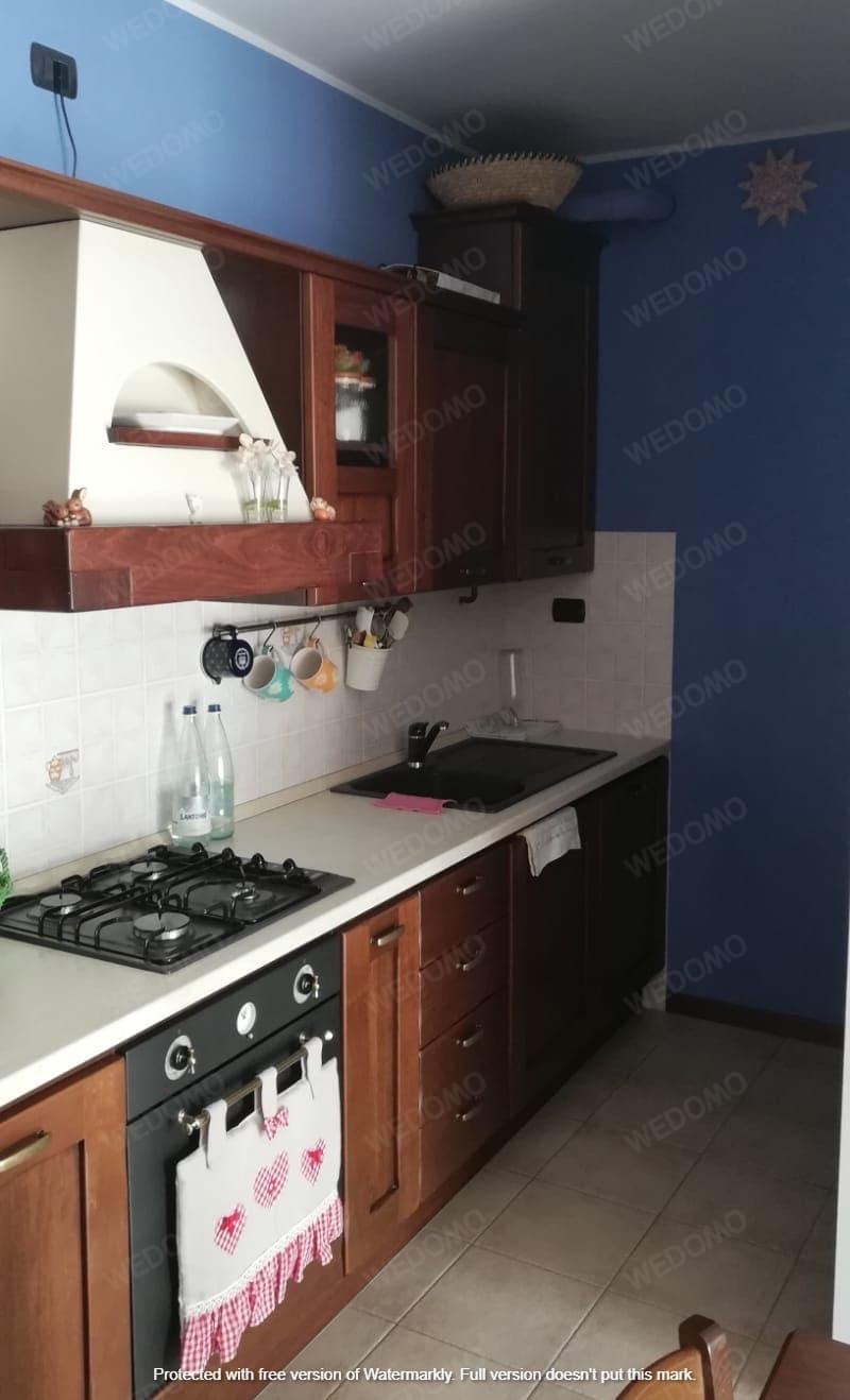 Ristrutturazione cucina completa mobili su misura Seregno Wedomo